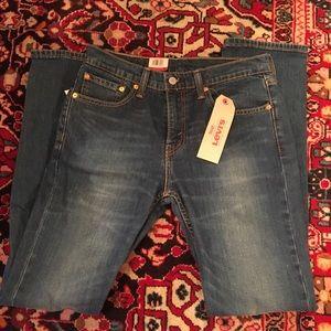 🌿NWT! Levi's 511 Classic Blue Jeans 31 x 32 Slim